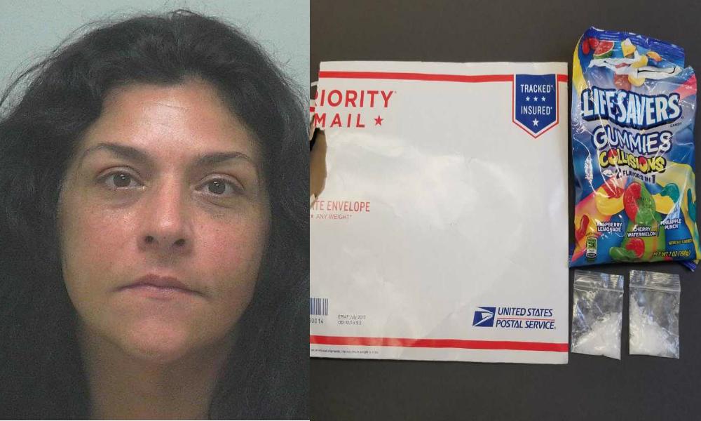 Lori Murphy Meth Arrest