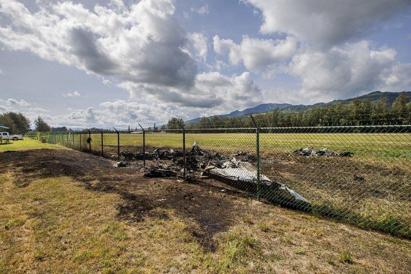Hawaii Skydiving Plane Crash 1
