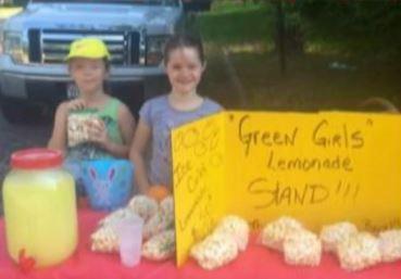 Texas Kids Lemonade Stand