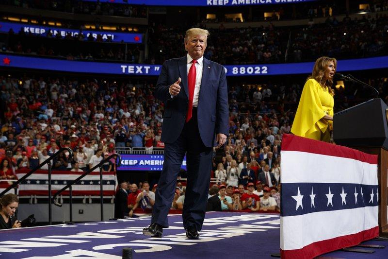 Trump 2020 Re-Election Kickoff Orlando