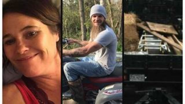 VA Missing Woman and Suspect