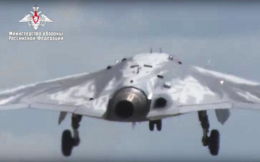 Russia's military drone makes successful maiden flight | WNCT