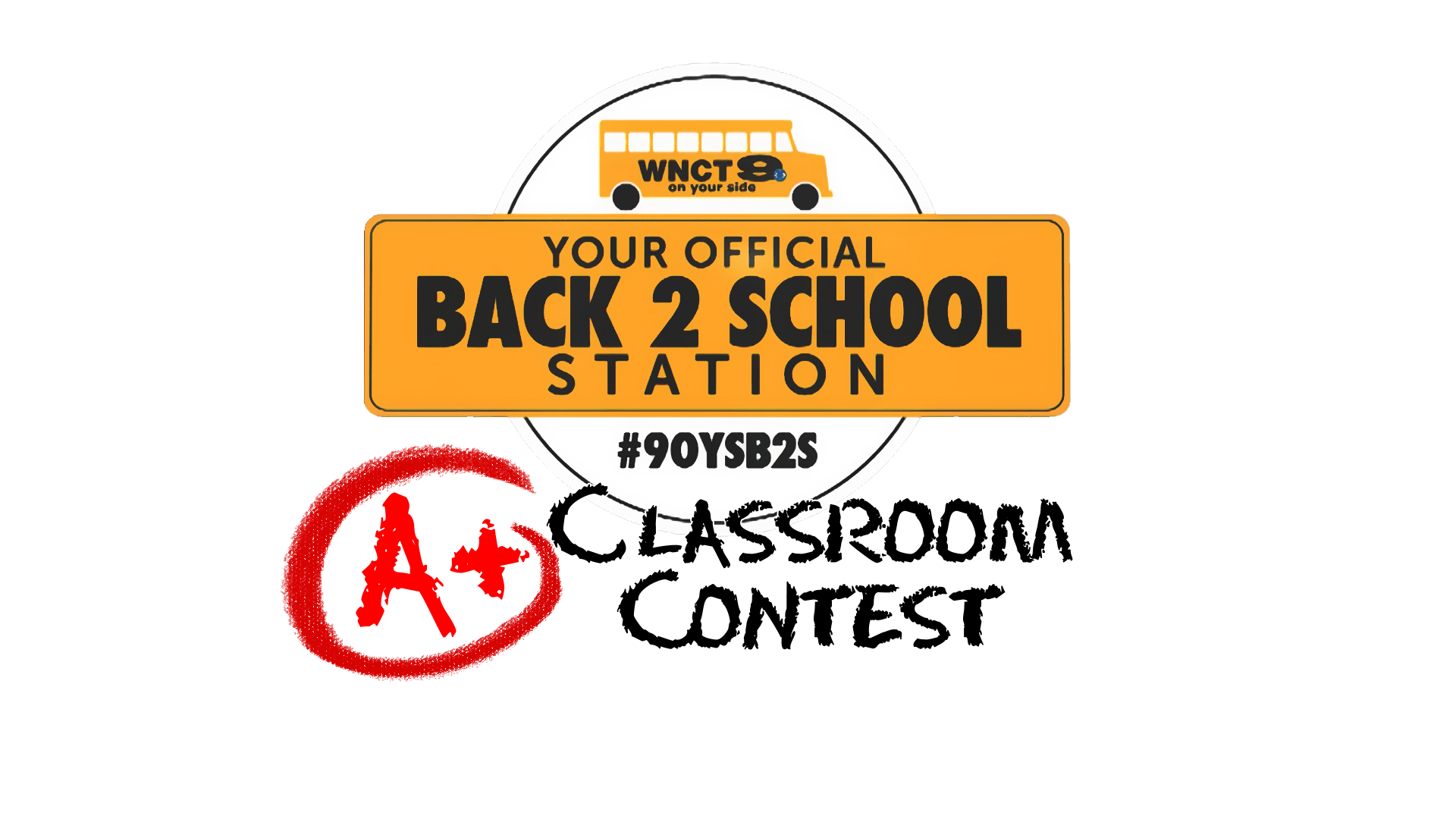 9OYS Back 2 School A+ Classroom Contest | WNCT