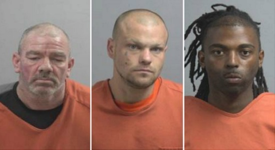 Three men arrested in Goldsboro drug bust | WNCT