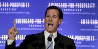 Santorum_Louisiana