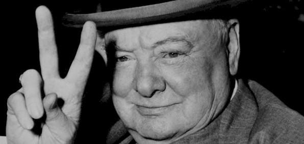 Winston Churchill: V for Victory