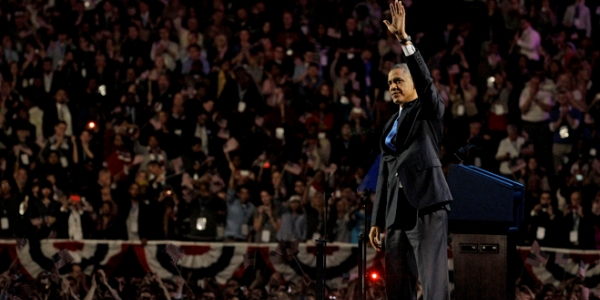 President Obama Re Election 2012