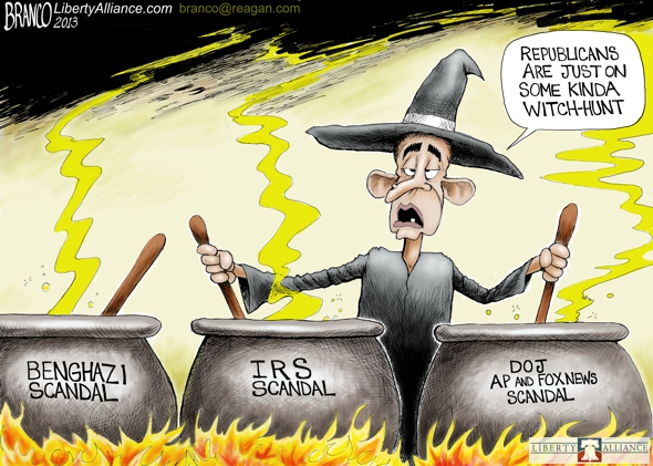 Image result for cartoons branco trump witch hunt