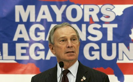 Former New York Mayor Michael Bloomberg has marshaled support for gun control through his Mayors Against Illegal Guns group and also by enlisting mothers and wealthy businessmen to his cause.
