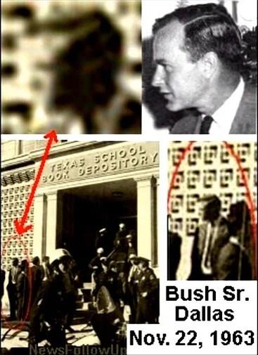 """Résultat de recherche d'images pour """"bush dallas kennedy"""""""