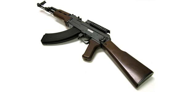 Secret Agent Service Weapon