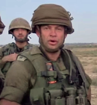 Israel - Hamas  'Hand of God sent missile into sea' (4/4)