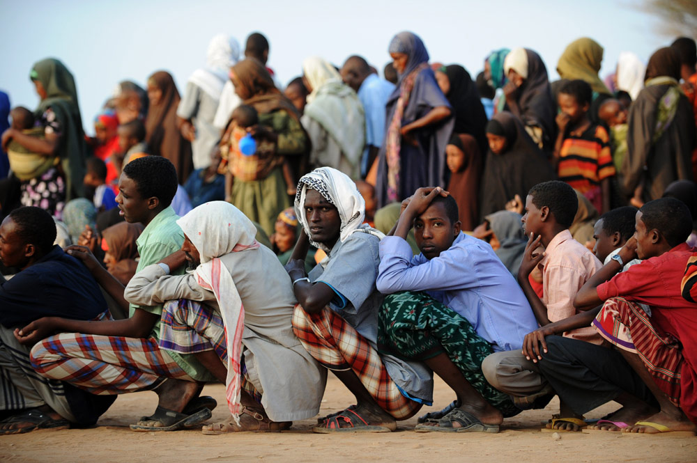 Somali Refugee Influx Continues Unabated