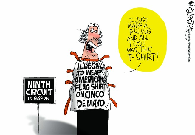 Image result for cartoons about 9th circuit