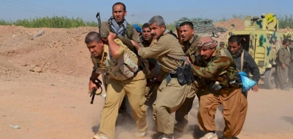 Peshmerga fighters to get U.S. help