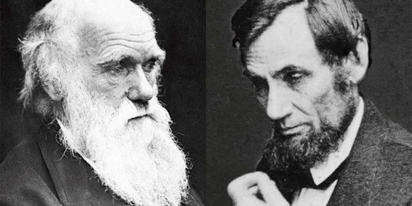 Charles Darwin, Abraham Lincoln