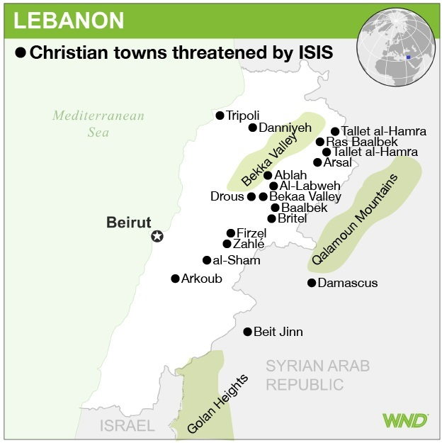 lebanon-christians