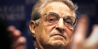 George Soros fixes eye on new enemy