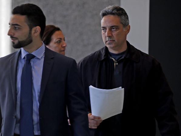 Robert DeKelaita outside of federal court in Chicago in September 2014.
