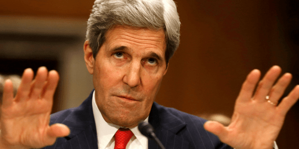 Secretary of State John Kerry has secretly negotiated a deal to take illegal aliens from terrorist countries off the hands of Australia, which doesn't want them.