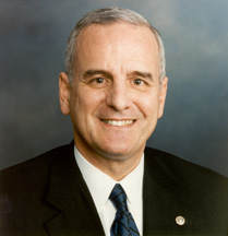 Minnesota Gov. Mark Dayton
