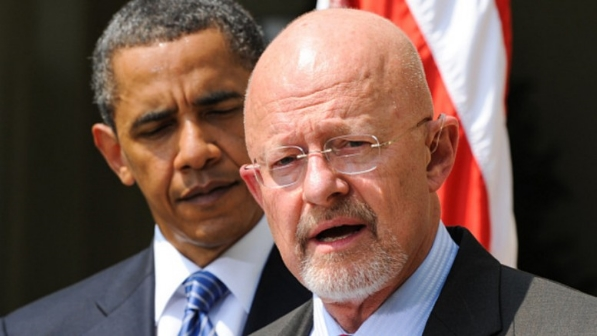 james clapper with obama