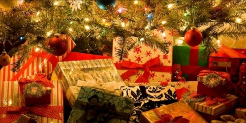 Gifts under Christmas tree-3
