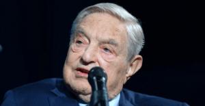 Liberal billionaire George Soros