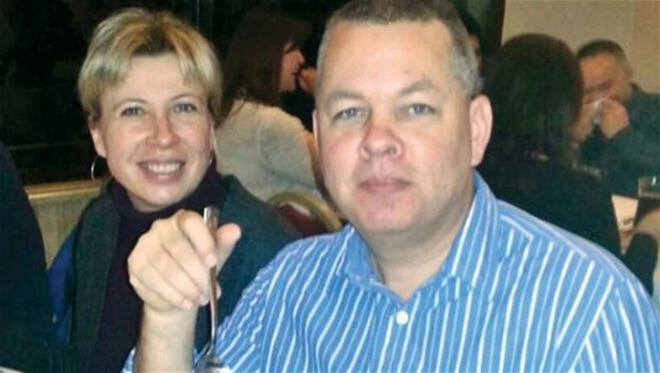 Andrew Brunson, an evangelical pastor, with wife Norine, had ministered in Turkey for 23 years before he was arrested Oct. 7.