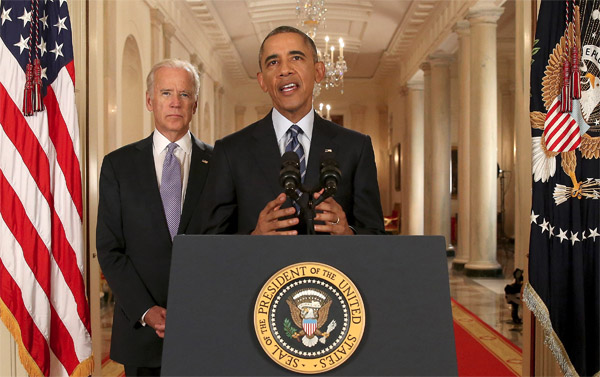 President Obama announces Iran nuclear deal (Photo: Screenshot)