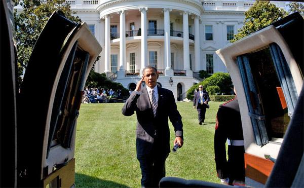 President Obama (Photo: White House)