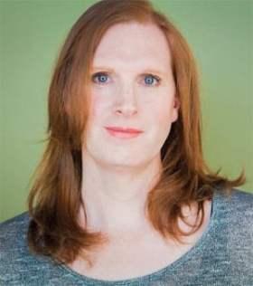 Transgender dodgeball player Savannah Burton