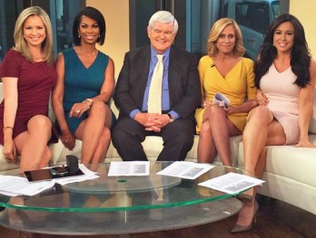 Stop this madness': Women of Fox News suddenly hiding their legs?