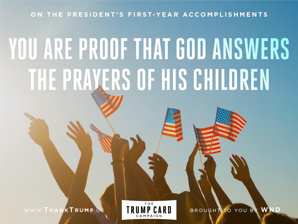 Thank Trump Card #8