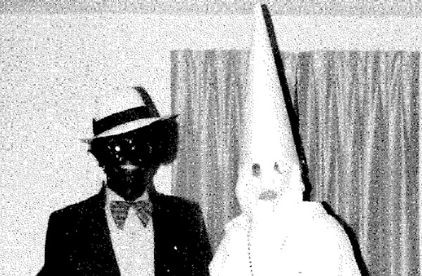 The 1984 Ralph Northam Yearbook from Eastern Virginia Medical School presents this photo