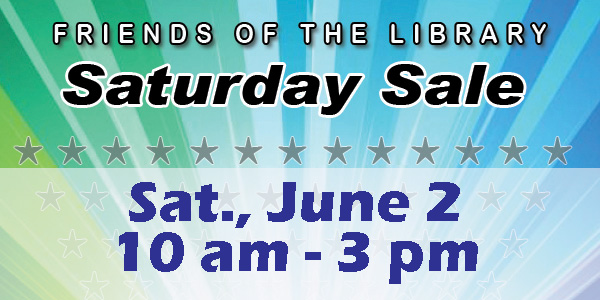 Friends of the Library, Book Sale