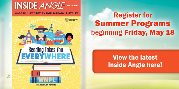 Inside Angle, summer, newsletter