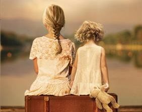 sisters, book cover