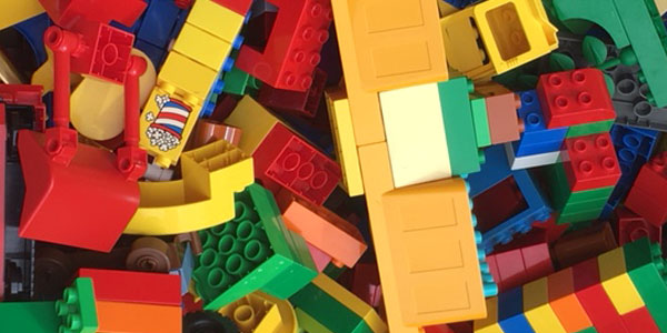 Lego Drive, Legos, building blocks