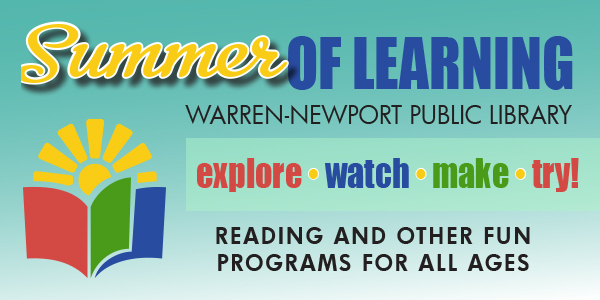 summer of learning, summer