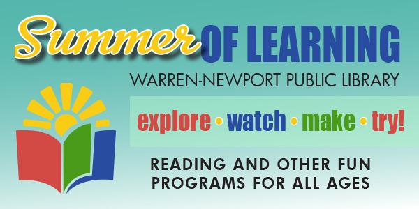 summer of learning, summer