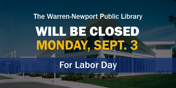 Labor Day closing, holiday closing, holidays