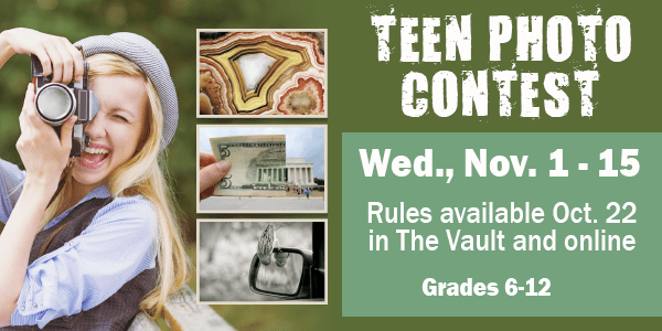 Teen Photo Contest, teens, photography