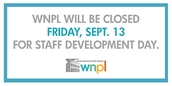 staff development day, closings
