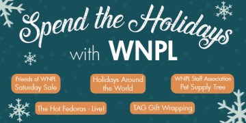 Spend the Holidays Here!