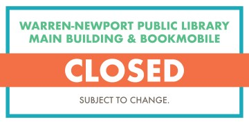 Library Closure Update