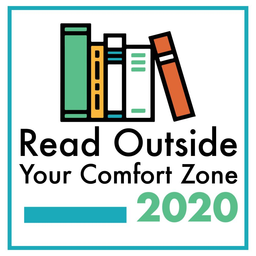read outside comfort zone, reading, reading programs, adults