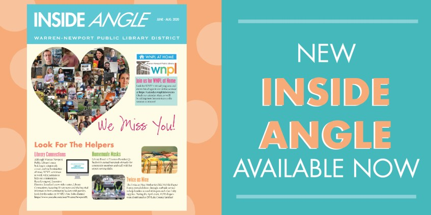 Inside Angle, newsletter, summer