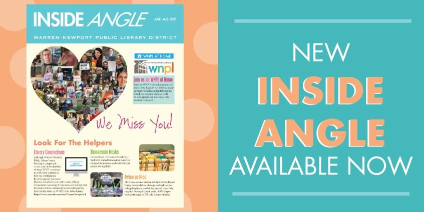 Inside Angle, newsletter, summer