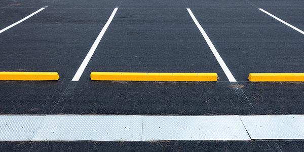 parking lot, paving, improvements